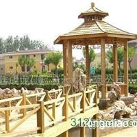 供应樟子松防腐木材