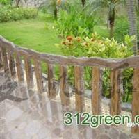 供应护栏、地面铺装、仿木护栏