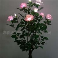 供应光纤盆景玫瑰