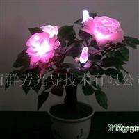 供应光纤根雕玫瑰