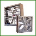 供应湿帘风机、通风降温系统
