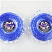 较好蓝色方形 2.7mm 3.0mm割草线
