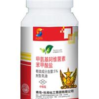 5%甲维盐 专治菜青虫 粘虫特效药
