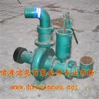 手压式喷灌泵
