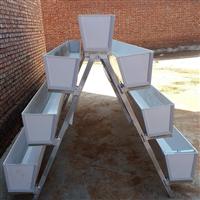 厂家供应新型PVC环保草莓立体种植槽