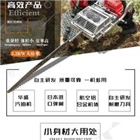 锯齿挖树机 简易移树机 手提式起球机 公