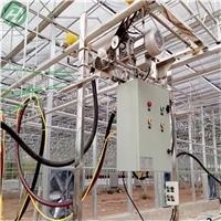 温室5G喷灌机尺寸自动式运行喷灌机经久耐用