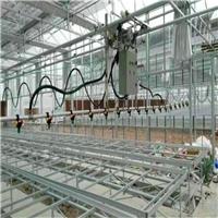 潍坊市温室喷灌机运行 悬挂式喷灌机设备